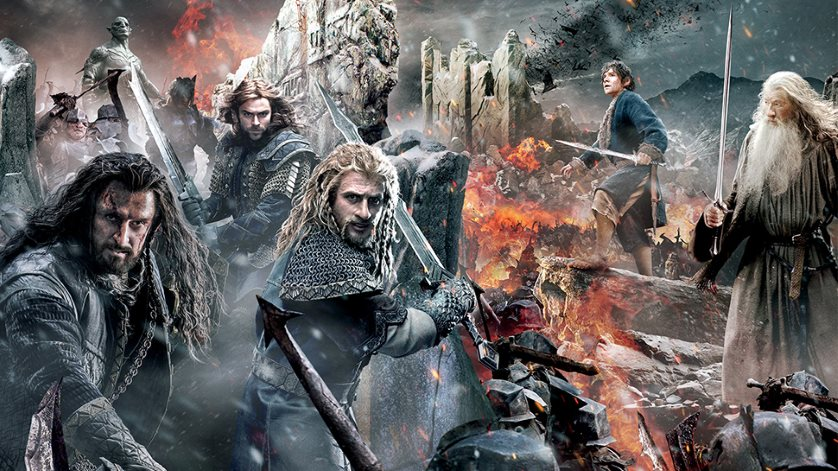 <em>The Hobbit Battle of Five Armies</em> Final Trailer