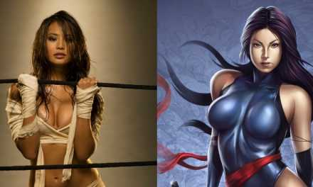 <em>Big Hero 6's</em> Jamie Chung wants to be X-Men's Psylocke