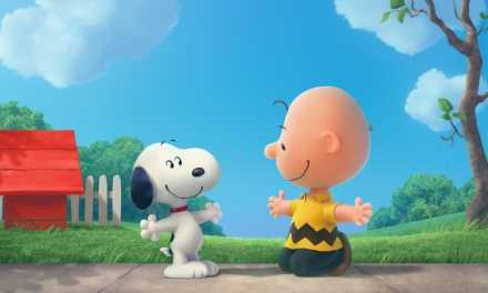 It's the Peanuts Trailer Charlie Brown!