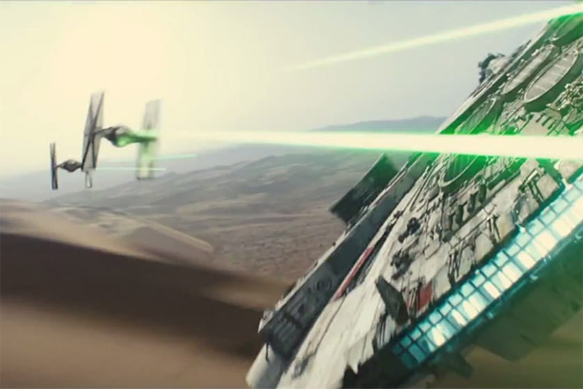 6 Things We Learned from the <em>Star Wars The Force Awakens Trailer</em>