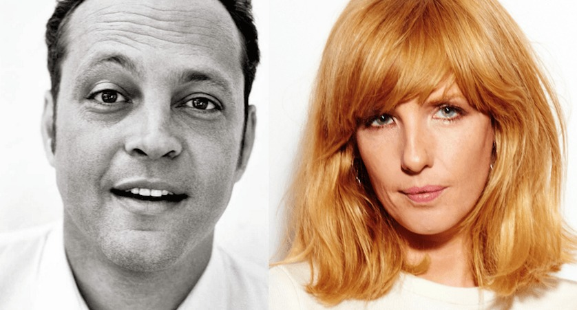 Vince Vaughn Get's Hitched to Kelly Reilly for <em>True Detective</em> Season 2