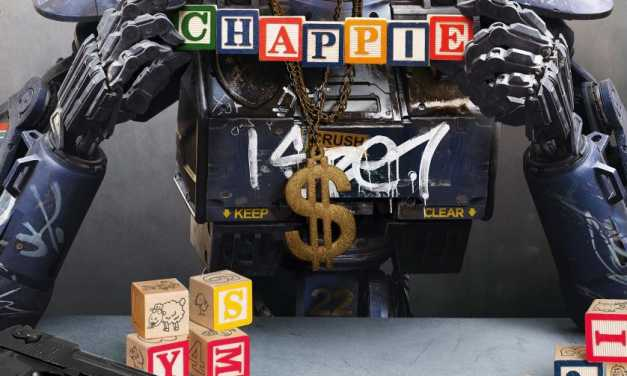 New <em>Chappie</em> trailer stars Hugh Jackman