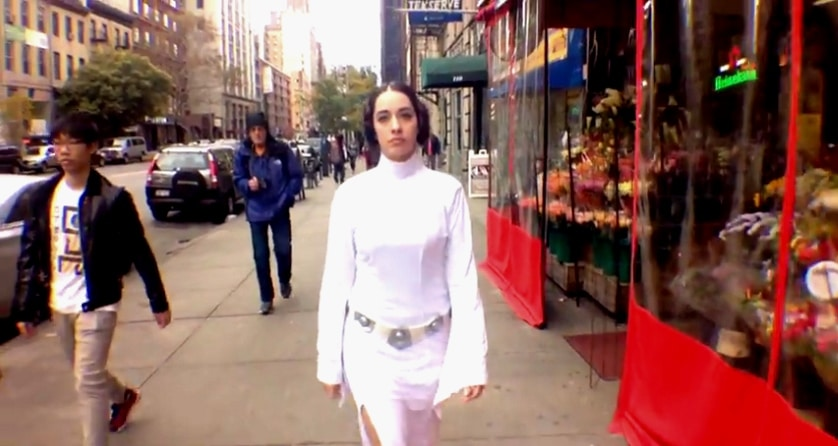 Catcalling Video gets Star Wars makeover