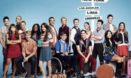 <em>Glee</em> final season preview's <em>Frozen's</em> Let It Go