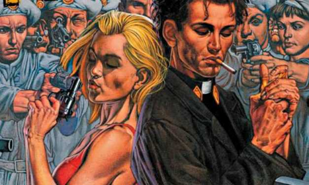 Seth Rogen to adapt <em>Preacher</em> comic series