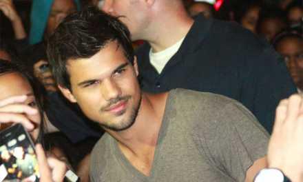 Taylor Lautner reaches D-Bag peak in <em>Tracers</em> trailer