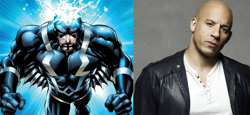 Has Vin Diesel landed another Marvel role?