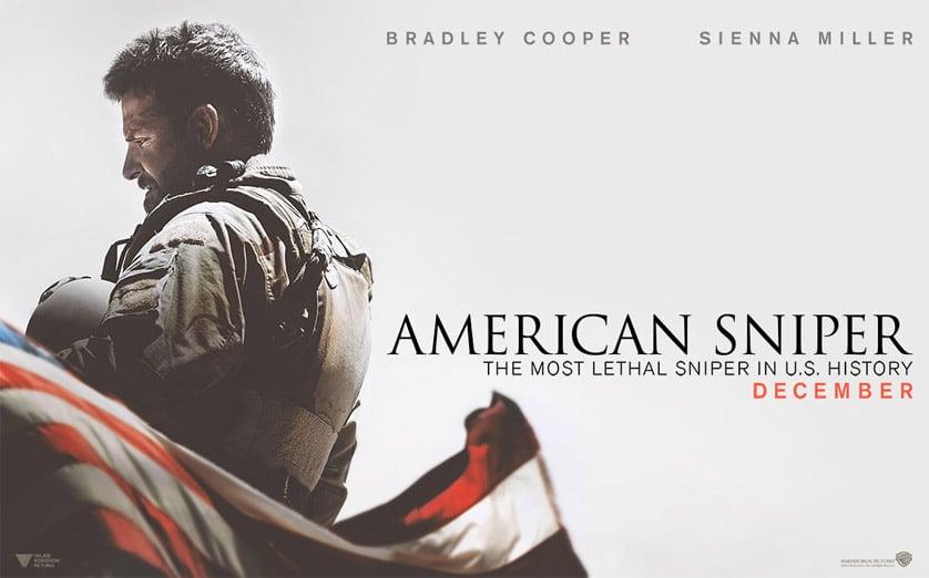 American Sniper is a Brilliant War Epic