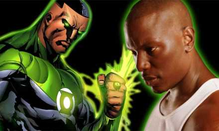Why Tyrese SHOULD Be The Next Green Lantern