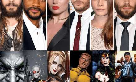 Search on for New <em>Suicide Squad</em> Member