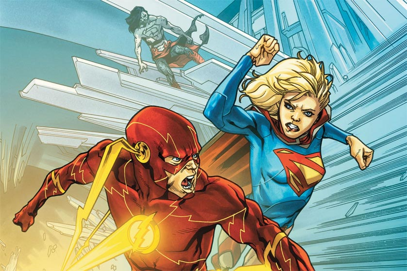 <em>Supergirl</em> may crossover into <em>Arrow</em> & <em>Flash</em>