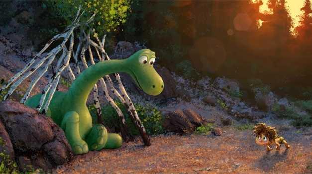 Latest <em>Good Dinosaur</em> Trailer Hints at Deeper Story