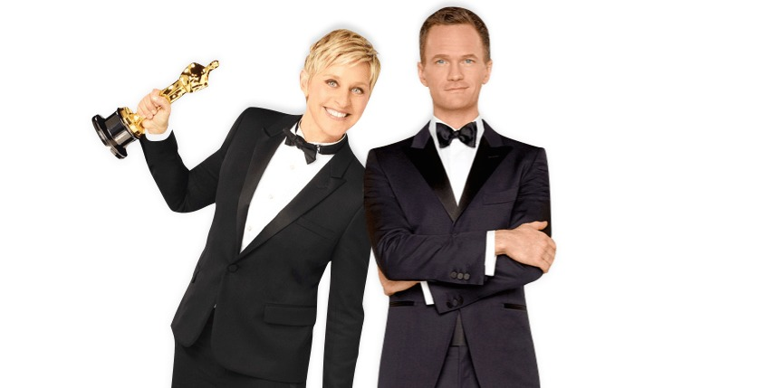 Why Ellen Is a Better Oscars Host Than Neil Patrick Harris