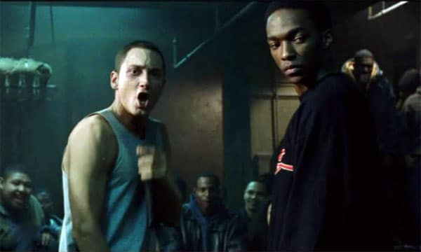 life struggles of an upcoming aspiring teenage rapper in the film 8 mile 5 must-see movies about the world of hip talent as an actor after he appeared in 8 mile this film worker and aspiring rapper who has to balance.