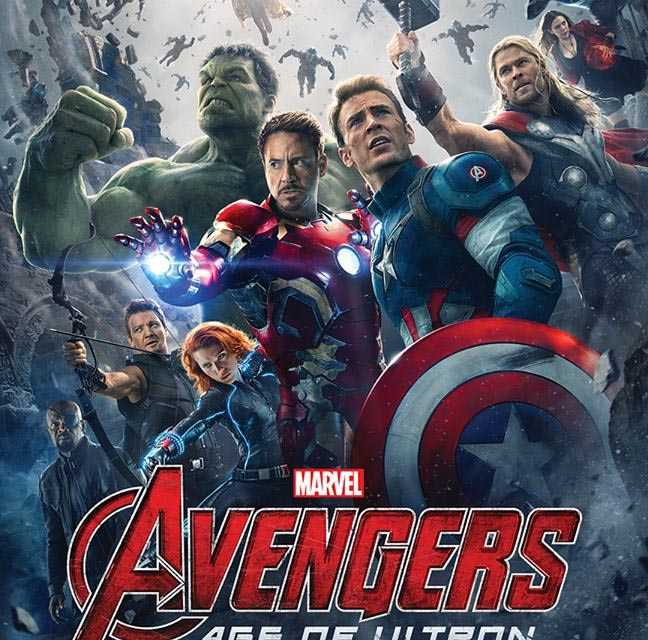 The 3rd <em>Avengers Age of Ultron</em> trailer shows Vision!