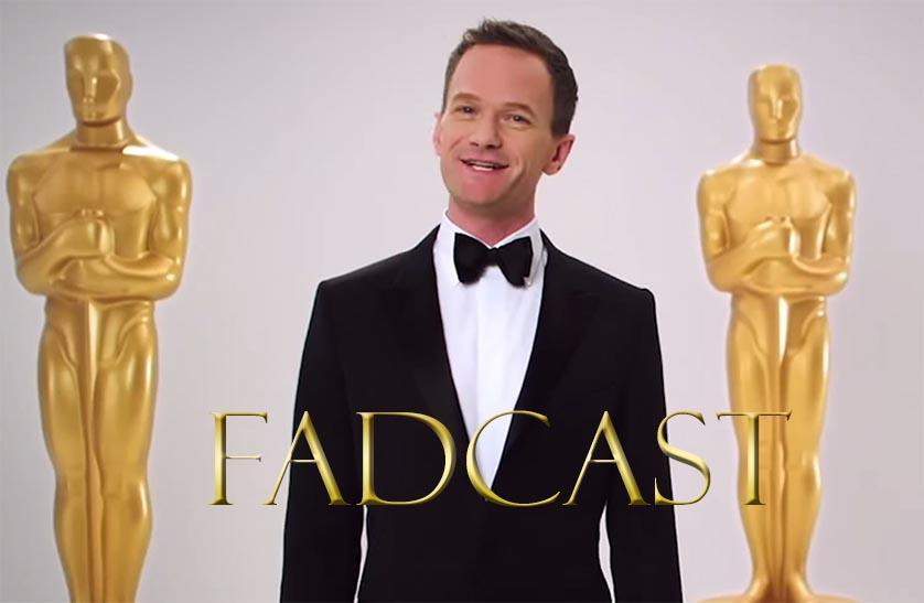 FadCast Ep. 25 talks Oscar Should Haves & Aquaman