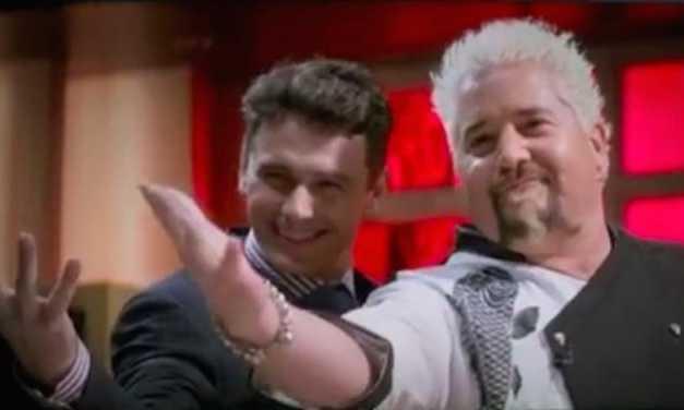 Watch Guy Fieri in <em>The Interview</em> Deleted Scene