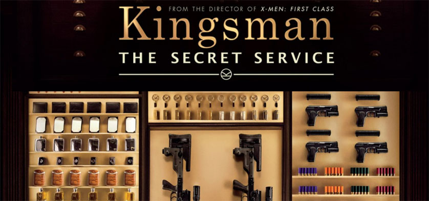 <em>Kingsman: The Secret Service</em> is a Fun Ride