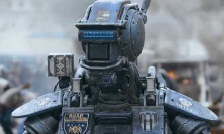 The Sometimes Sappy <em>Chappie</em> was Crappy