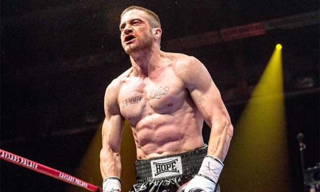 This trailer for <em>Southpaw</em> is Oscar worthy