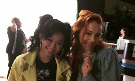 <em>X-Men: Apocalypse's</em> Jubilee & Jean Grey look AWESOME in this pic
