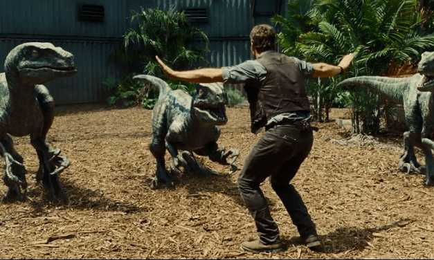 "New Problems with the New ""Jurassic World"" Trailer"