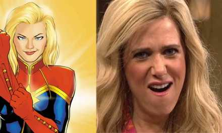 Kristen Wiig is the Avengers Captain Marvel