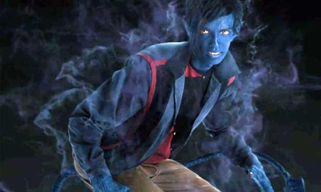 First Look: Kodi Smit-McPhee as Nightcrawler in <em>X-Men: Apocalypse</em>