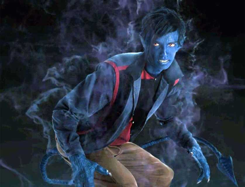 First Look: Kodi Smit-McPhee as Nightcrawler in <em>X-Men: Apocalypse</em>
