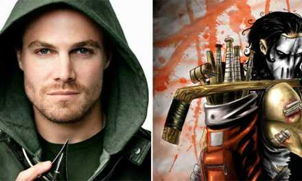 How Stephen Amell scored the Casey Jones role