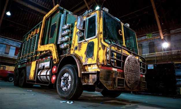 Michael Bay releases Ninja Turtles 2 vehicle photos