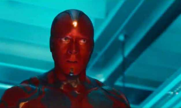This <em>Age of Ultron</em> clip finally shows Vision in action!