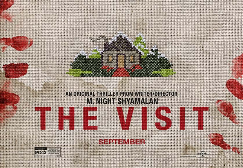 Contest: 'The Visit' Blu Ray Giveaway!