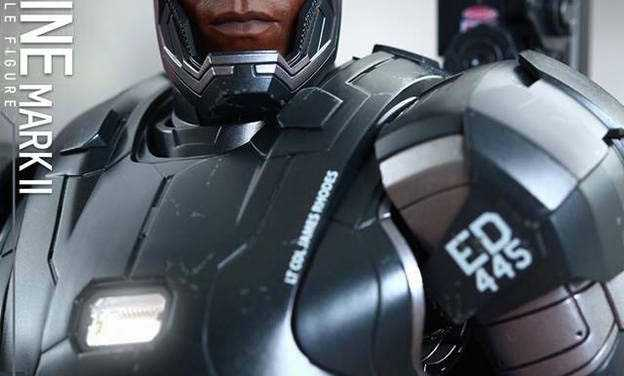 War Machine's <em>Age of Ultron</em> Armor Revealed!