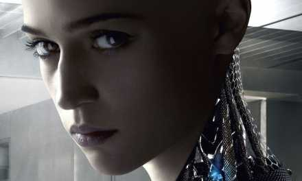 Why 'Ex Machina' Is Smart, Suspenseful And Sexy Sci-Fi