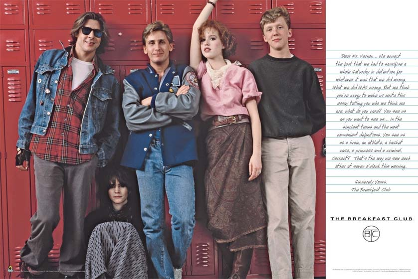 Casting Call: <em>The Breakfast Club</em> reboot cast picks