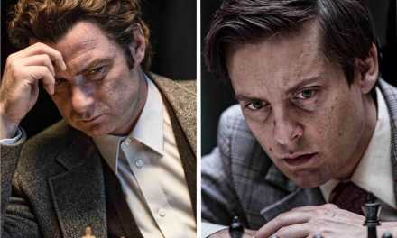 Pawn Sacrifice trailer starring Tobey Maguire as chess champ Bobby Fischer hits the web