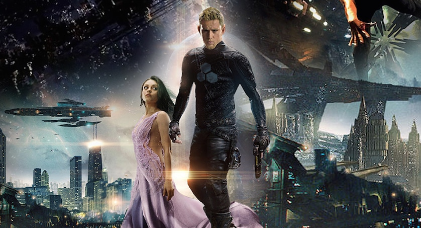 <em>Jupiter Ascending</em> Has Big Action, But No Point