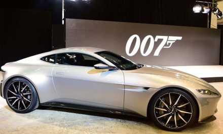 James Bond <em>SPECTRE</em> footage reveals new super cars