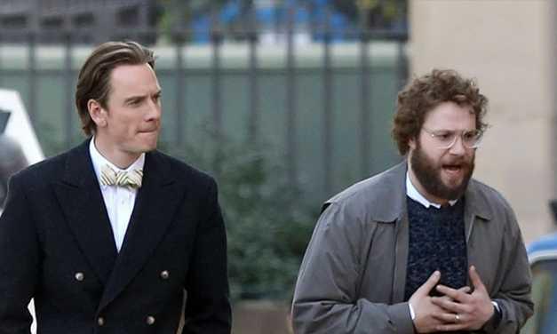 First trailer for Danny Boyle's <em>Steve Jobs</em> starring Michael Fassbender
