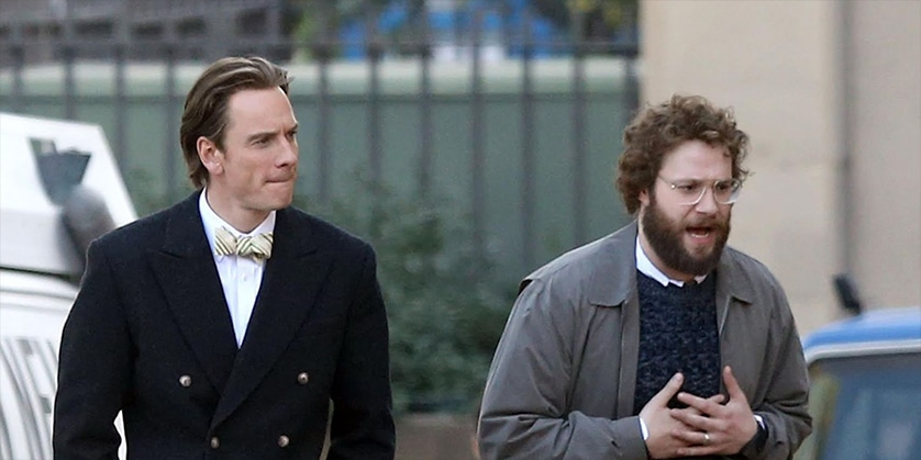 First trailer for Danny Boyle's <em>Steve Jobs</em> starring Michael Fassbender