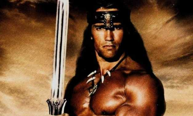 Schwarzenegger's <em>Conan the Barbarian</em> returns as <em>The Legend of Conan</em>