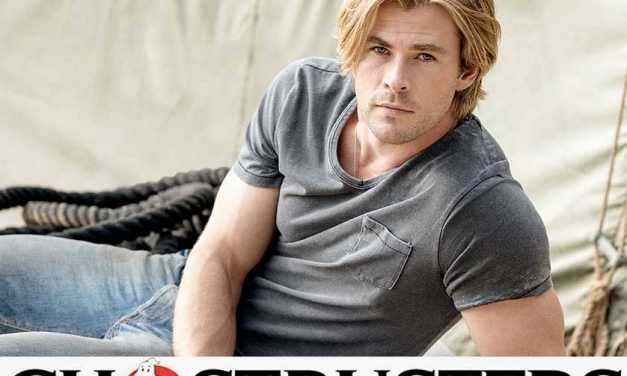 Chris Hemsworth joins Paul Feig's 'Ghostbusters'!