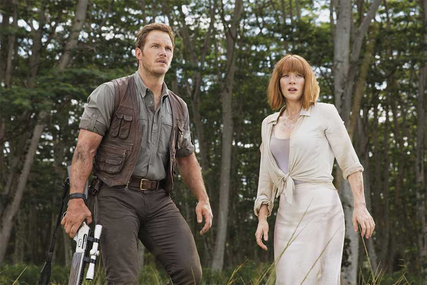 <em>Jurassic World</em> sexist? Let me tell you why that's RIDICULOUS