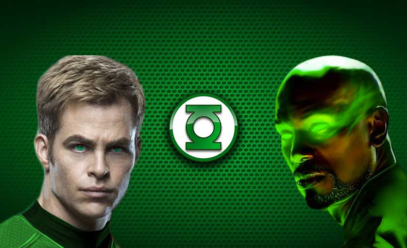 Rumor: Green Lanterns cast Chris Pine and Tyrese