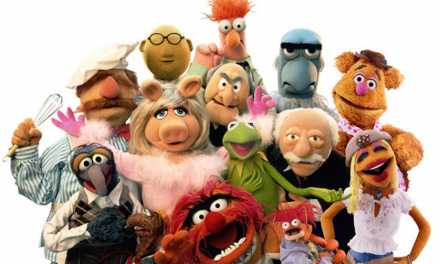 Top 5 Movies with Muppets or Puppets