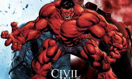 Rumor: Red Hulk Coming To 'Captain America Civil War'