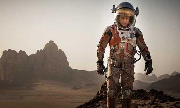 The Martian leaves Matt Damon stranded on Mars