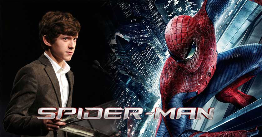 Tom Holland Cast as Marvel's Spider-Man