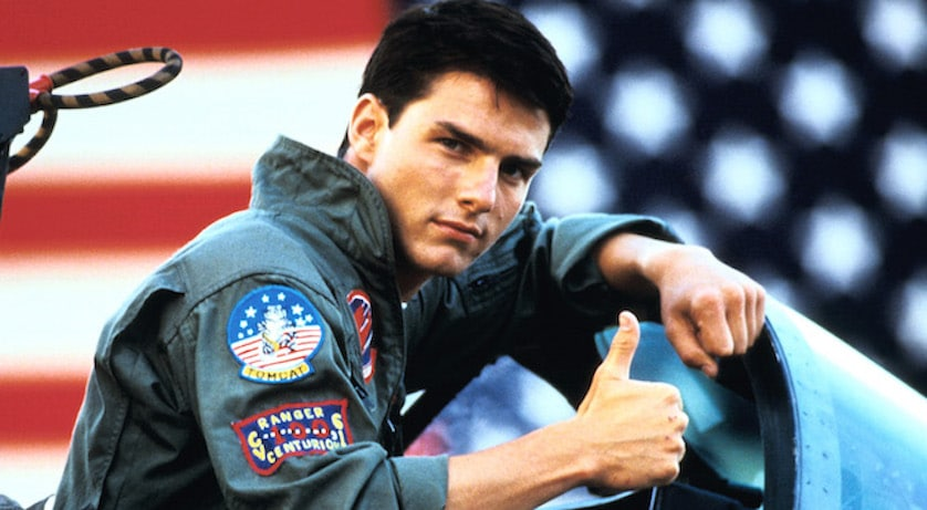 'Top Gun 2' Calls for Cruise's Maverick and Drones